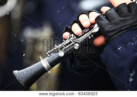 Winter Clarinet