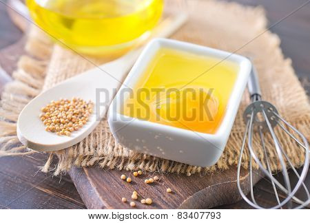 ingredients for mayonnaise