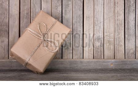 Single Brown Package