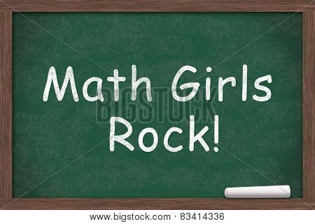 Math Girls Rock