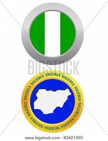 Button As A Symbol Nigeria