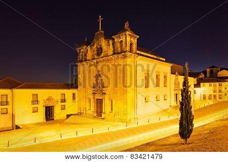 Church Of Sao Salvador
