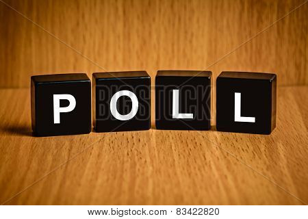 Poll Word On Black Block