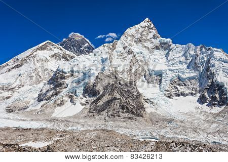 Everest Landscape, Himalaya