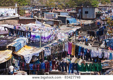 Dhobi Ghat, Mumbai