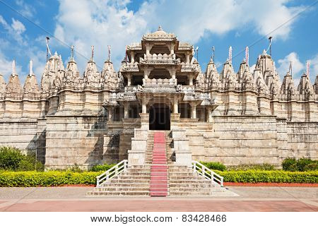 Ranakpur Temple, India