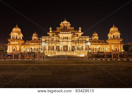 Albert Hall (central Museum), Jaipur