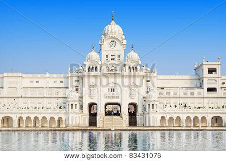 Sikh Museum In Golden Temple