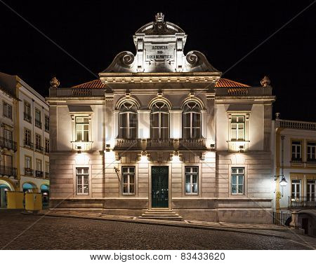 Bank In Evora