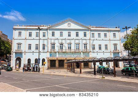 Santa Apolonia, Lisbon