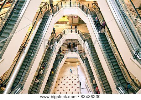 Suria KLCC shopping mall