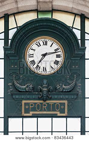 Sao Bento Railway Station