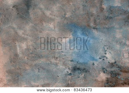 Beige Blue Background