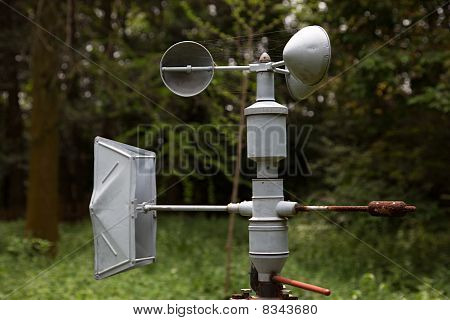 Anemometer ( Meteorology Equipment )