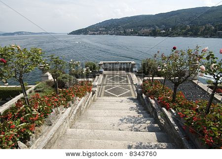 The Baroque Gardens of The Isola Bella, Lago Maggiore