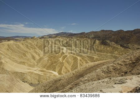 Zabriskie Point, Usa