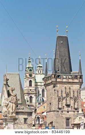 Mala Strana Bridge Tower