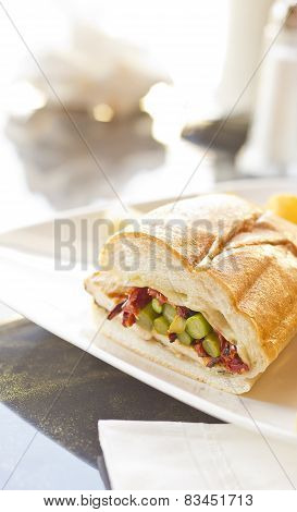 Helsinki Grilled Chicken Sandwich
