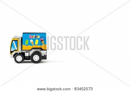 Toys Ice Cream Truck