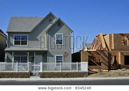Single Family Residential Development