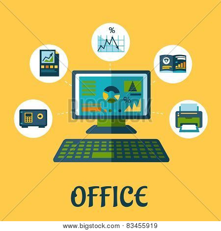Business and office concept design