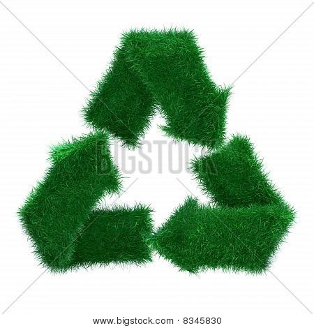 3D Grass Recycle