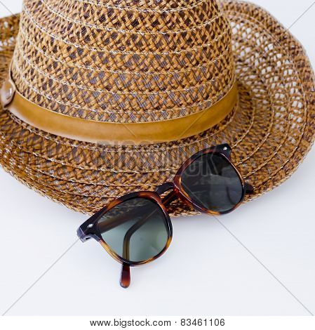 Sunprotection Objects And Hat