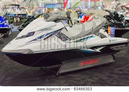Yamaha Fx Cruiser Svho On Display