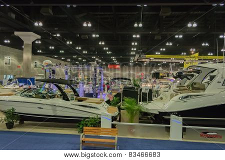 Boats On Display