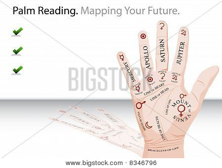 Palm Reading Slide