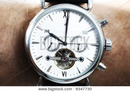 Watches With White Dial