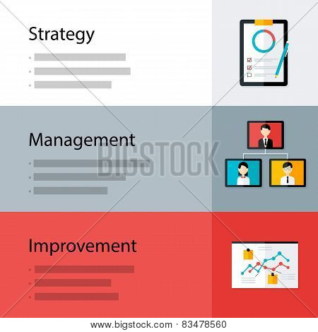 Strategy Management Improvement Template