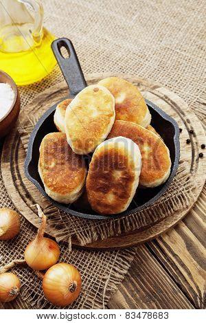 Fried Pasties