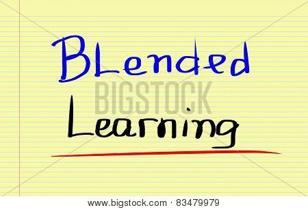 Blended Learning Concept