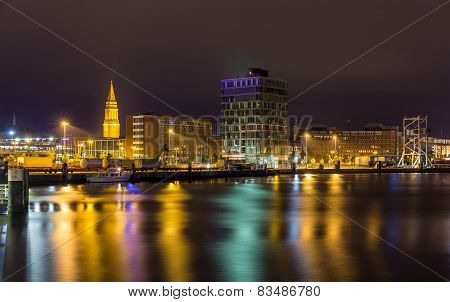 View Of Kiel Seaport - Germany, Schleswig-holstein