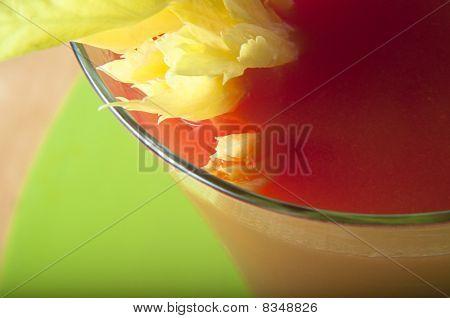 Tomato Juice With Celery