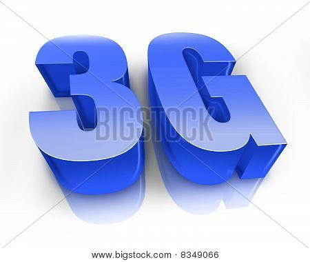 3G Network in 3D