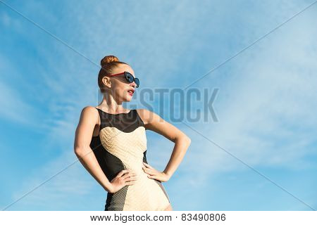 Fashion woman