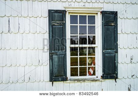 Antique Siding