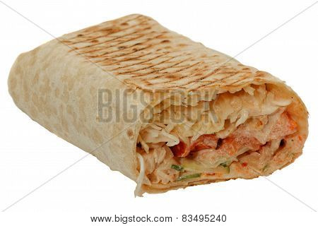 Eastern Traditional Fresh And Tasty Shawarma