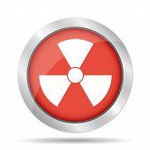pic of nuke  - radiation symbol - JPG
