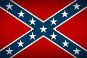 pic of civil war flags  - National flag of the Confederate States of America  - JPG