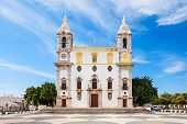 foto of faro  - Carmo Church  - JPG