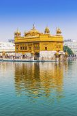foto of harmandir sahib  - Golden Temple  - JPG
