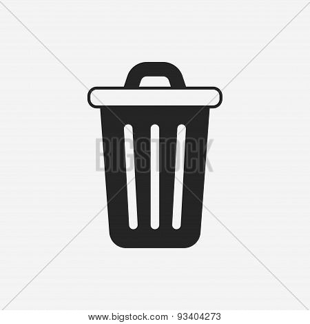 Garbage Can Icon