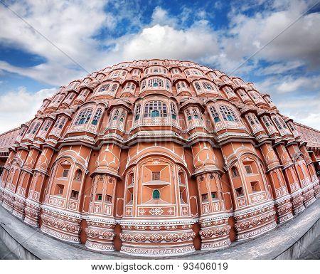 Hawa Mahal In Rajasthan