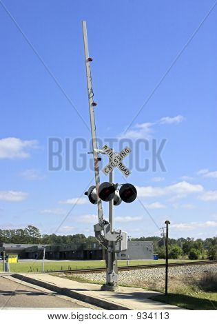Railroad Crossing Gate