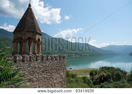 Ananuri Castle In Georgia