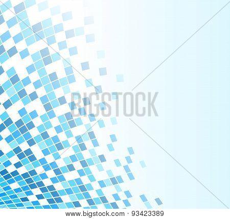 Blue Soft Background