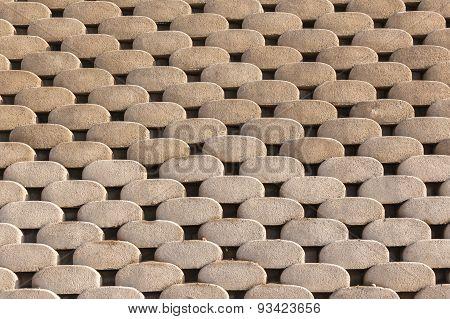 Wall Blocks Background